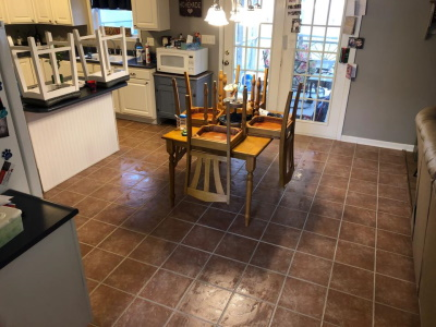 tile and grout professional cleaning